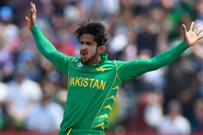 Hasan Ali honoured by Lords Cricket Ground list for 2017