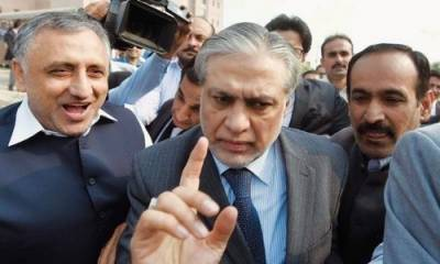 Ishaq Dar doesn't have a serious heart problem: Report