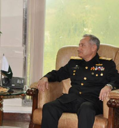 Naval Chief lauds professional capabilities of Turkey Naval ship's staff