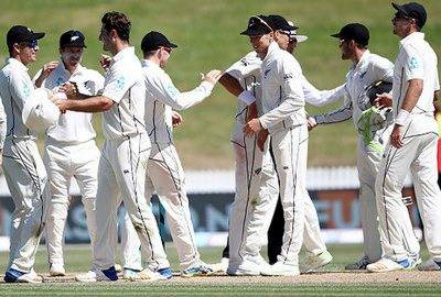 New Zealand wrap up West Indies series with 240-run win