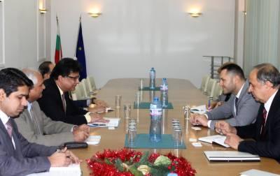 Pak, Bulgaria agree to enhance cooperation in trade