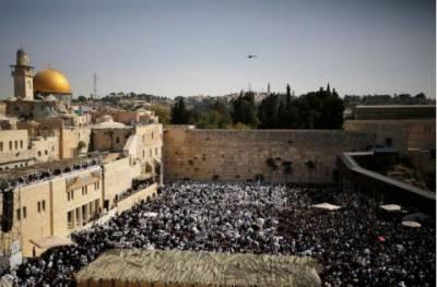 Palestinians, Muslims, Christians in Jerusalem unite against US