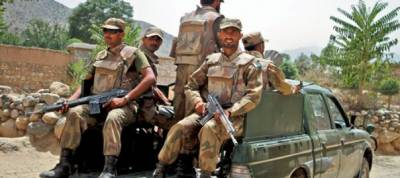 Security forces nab six terrorists linked to Peshawar ATI attack