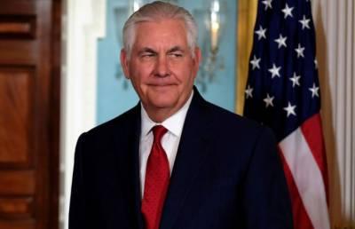 Tillerson to meet Trudeau for N. Korea crisis talks