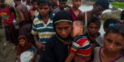 UK Parliament terms violence against Myanmar's Muslims as ethnic cleansing