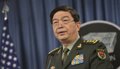 China willing to maintain friendly military exchanges with Iran