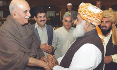 Fazal ur Rehman, Mehmood Achakzai taking forward RAW - NDS agenda in Pakistan, claims top journalist