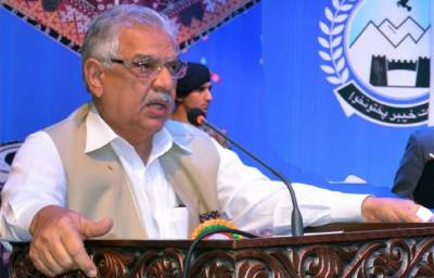Govt committed to merger of tribal areas with KP: Jhagra
