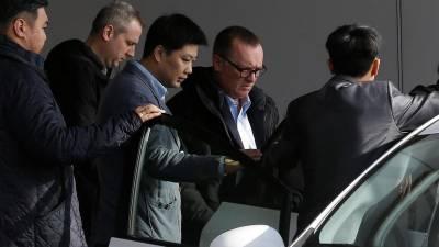 N.Korea would not commit to peace talks but 'door ajar': UN envoy