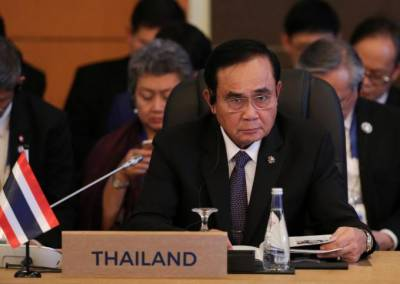 No trade takes place b/w Thailand and North Korea: Thai PM