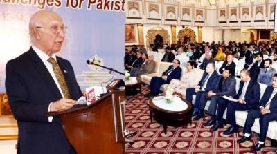 Pakistan fastest growing economy: Sartaj