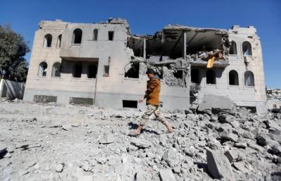 Saudi airstrikes kill 39, wounding 90 more in Yemen