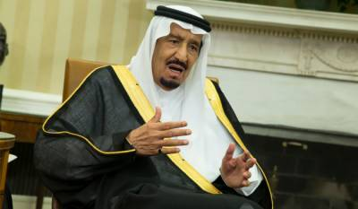 Saudi King calls for independent Palestine state with Jerusalem as its capital