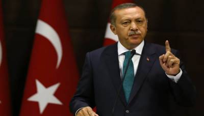 Tayyip Erdogan lashes out at Israel, calls it a terrorist state
