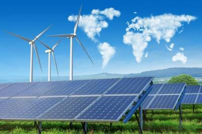 1,000 MW wind and solar energy contracts on board