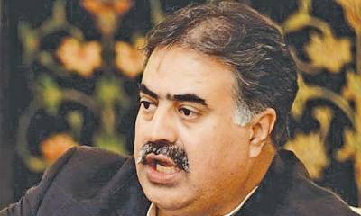 Anti-state elements engaged in targeting innocent people of province: Zehri