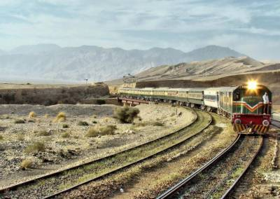 Balochistan to have biggest network of Railways
