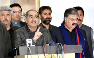 Biggest rail network to be established in Balochistan: Saad