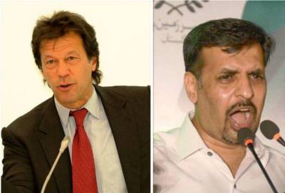 Imran Khan, Mustafa Kamal hold secret meeting