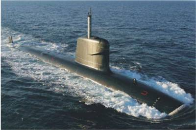 Indian Navy inducts scorpene class french submarine into its arsenal