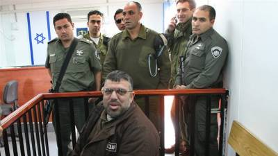Israel arrests senior Hamas leader in W. Bank raid