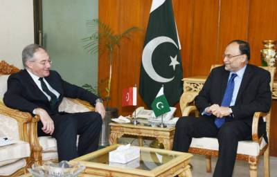 Pak-Turk ties based on mutual understanding
