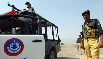 Police arrest two terrorists in Peshawar
