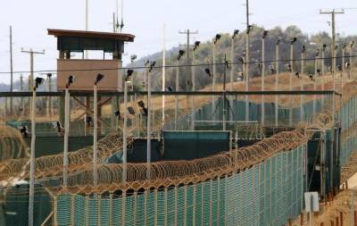 UN expert says torture persists at Guantanamo Bay