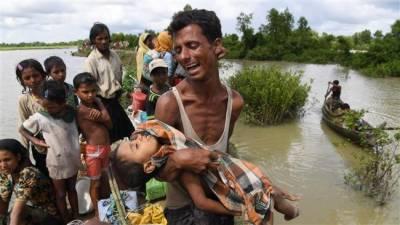 730 children among 6,700 Rohingya killed by Myanmar