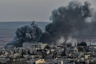 Airstrikes kill 23 in Syria