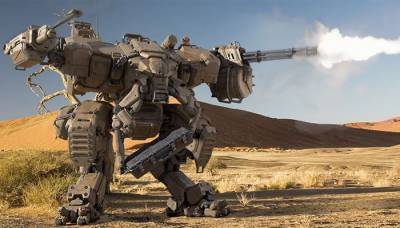 Autonomous military robots: The future of warfare?