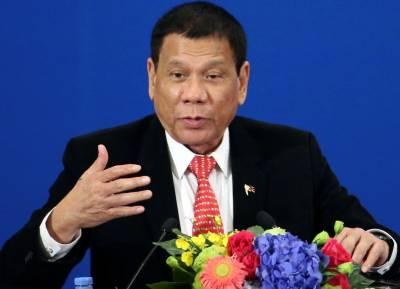 Filipino President lauds Pak Navy performance in combating terrorism