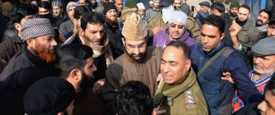 Forceful anti India demonstrations in occupied Kashmir