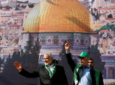 Hamas to reverse Trump's Jerusalem move: Haniyeh