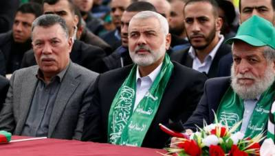 Hamas will reverse Trump's Jerusalem move, leader tells Gaza rally
