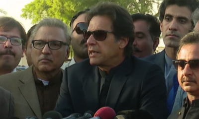 Imran Khan's reaction over the SC decision