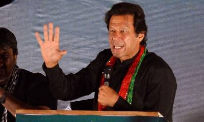Imran Khan says it's good Shahbaz Sharif not disqualified in Hudaibiya as I don't like to play with weak team