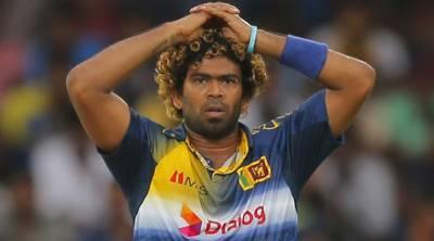 Lasith Malinga in shock