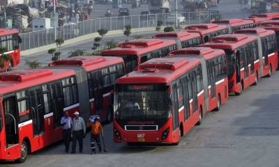 Multan Metro Bus Project alleged corruption: NAB opens inquiry
