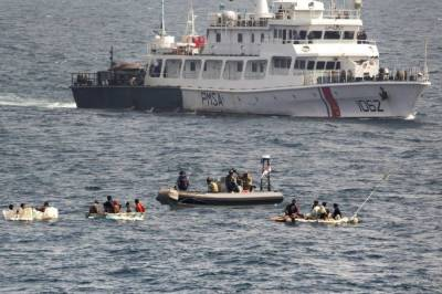 Pakistan Maritime Security Agency seize 7 Indian boats in Arabian Sea