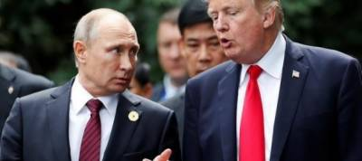 Putin, trump discuss bilateral relations, Korean peninsula situation: Kremlin