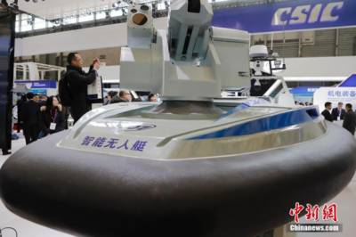 Tianxing -1: World's fastest unmanned vessel developed by China