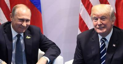 Trump discusses North Korea situation with Putin