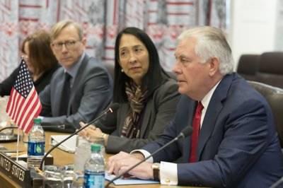 US Secretary of State hits hard China - Russia over North Korea