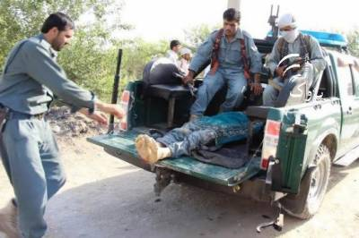 Afghan Taliban kill 14 Afghan policemen in an attack on security check posts