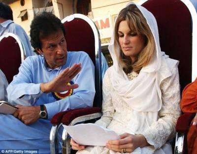 Imran Khan responds to Sheikh Rashid call of bringing Jemima in politics