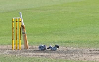 Indian bowler dies on field in Kerala