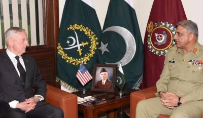 Pakistan Army - Pentagon at odds over terrorism in the region