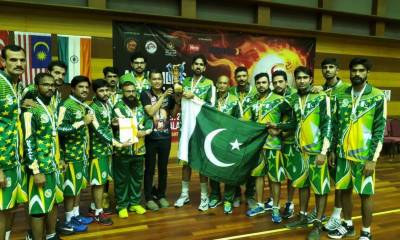 Pakistan bags silver medal in Asian Netball Championship