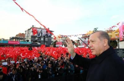 Turkey will open its Palestinian embassy in east Jerusalem: Erdogan